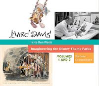 Between Books - Marc Davis In His Own Words