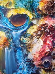 Lukisan - Seni Abstrak dan Maknanya