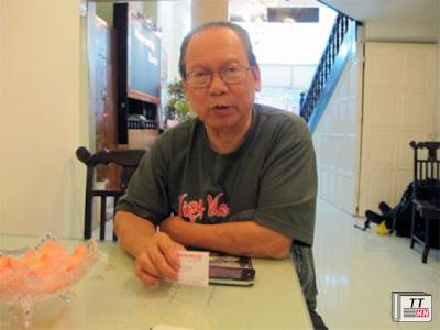 Nhà báo Nguyễn Phương Hùng