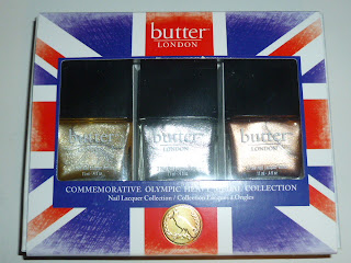 Butter London Olympic Heavy Medal Collection