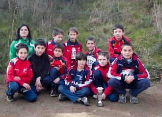 Campionat de Catalunya de Cros 2012