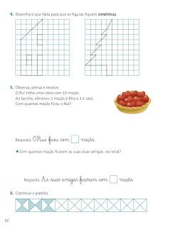 fichas 1 ano matematica