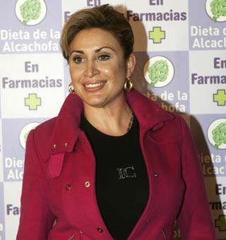 Raquel Mosquera, concursante de Mira Quien Salta en Telecinco