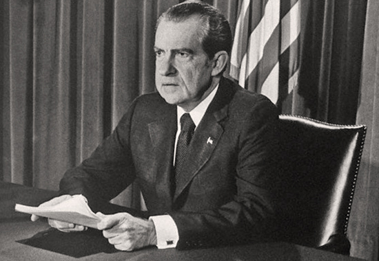 a history of the presidency of richard nixon and the watergate scandal With the centennial of former president nixon's birth upon us, we put together a list of the top 5 movies on the president  vilifies nixon while examining his role in the watergate scandal.