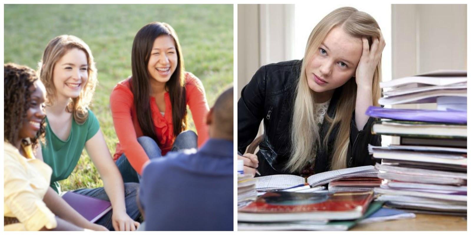 Como conocer gente nueva en la escuela