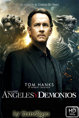 Angeles y Demonios [1080p] [Latino-Ingles] [MEGA]