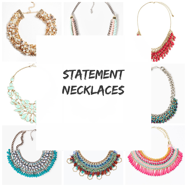 Ioanna's Notebook - Statement Necklaces