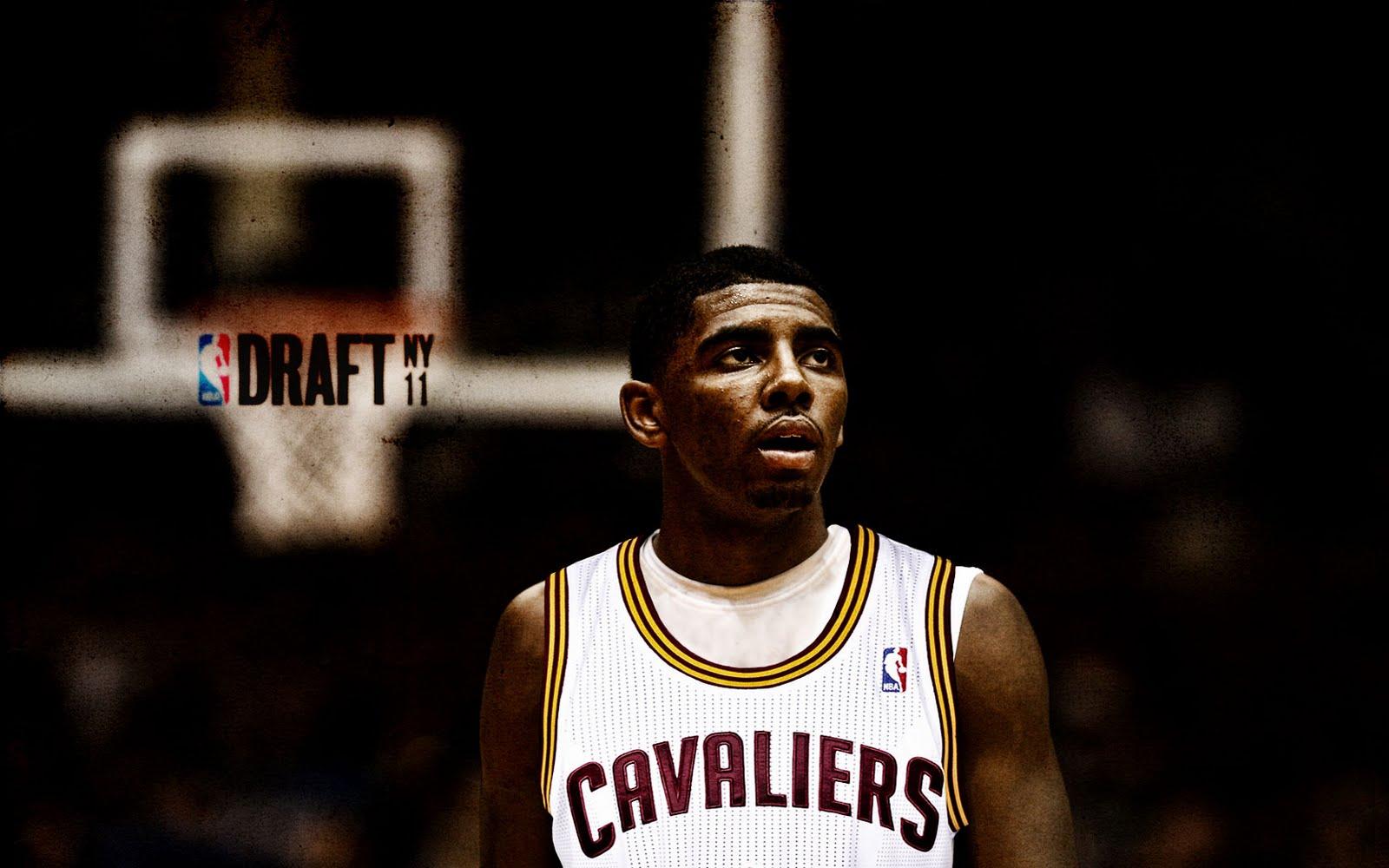 Kyrie Irving Cavs 2011 Draft Pick Widescreen Wallpaper ...