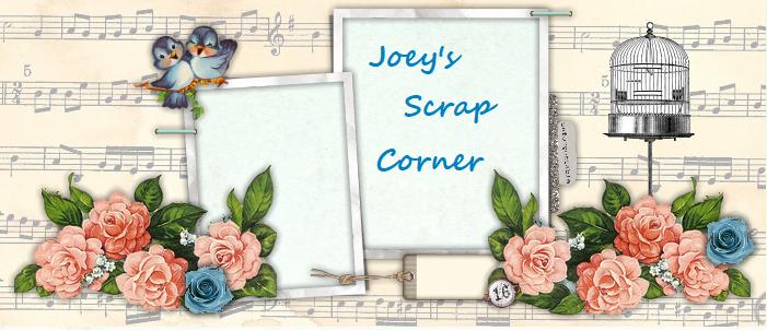 JOEY'S SCRAP CORNER