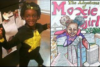 The Adventures of Moxie Girl