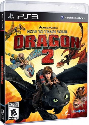 Torrent Super Compactado How to Train Your Dragon 2 PS3