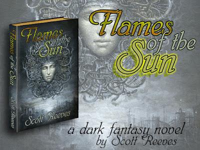 Flames of the Sun Kickstarter page