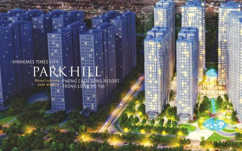 Park Hill giá cực hấp dẫn, trúng thưởng cực lớn