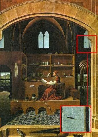 ovnis, pinturas, ufo