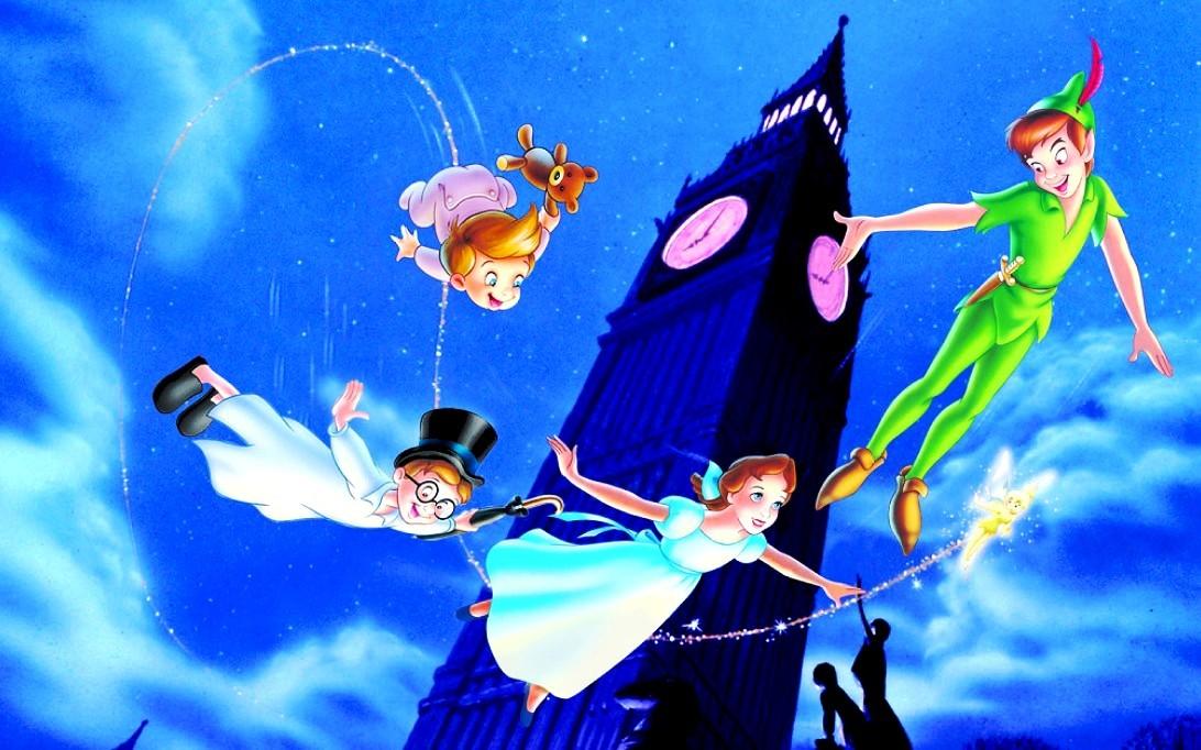 Peter Pan (Gambar kartun 4)