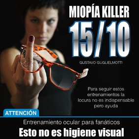 Miopía Killer training