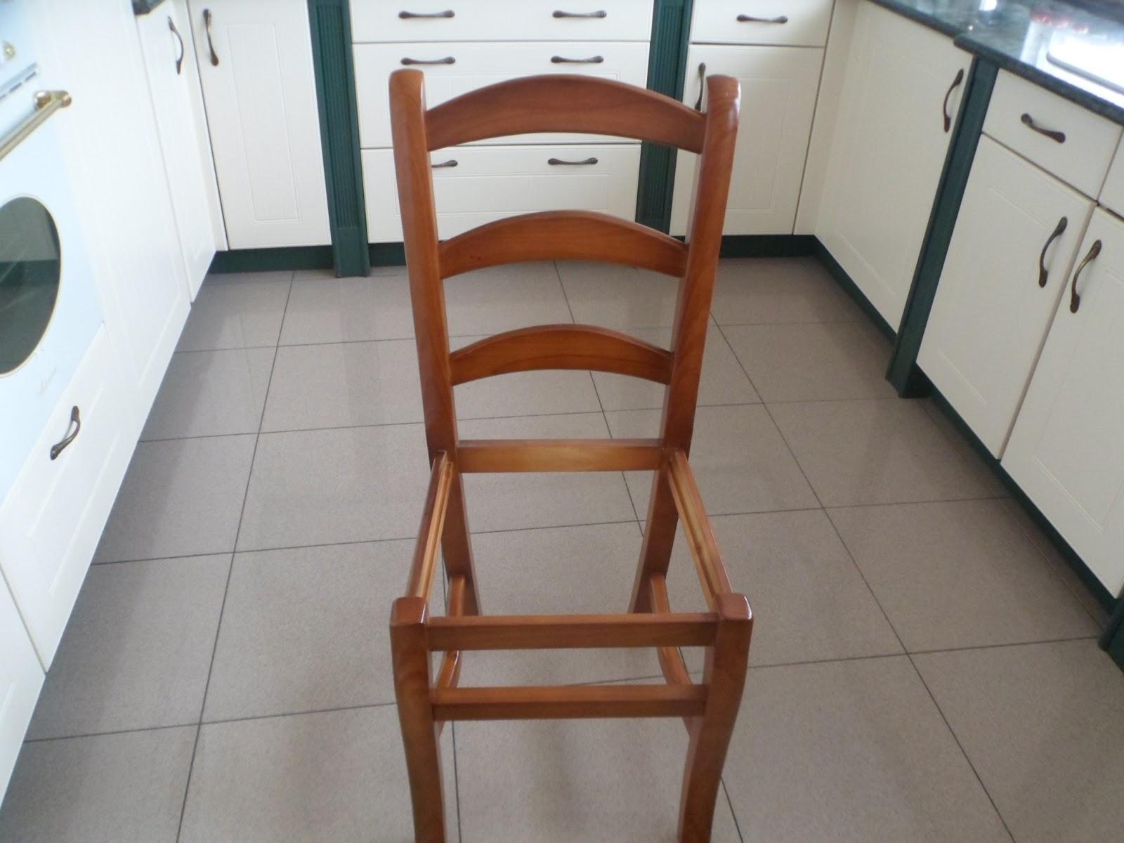 Tapizar sillas asientos for Tapizar sillas de madera