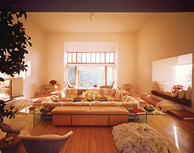 The North Elevation Classic Spaces The Interiors Of