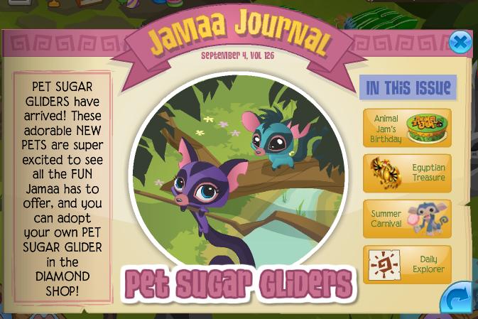 AJs Birthday celebrations have arrived! Help Animal Jam celebrate by ...