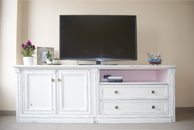 Tunear mueble de bano - Modernizar muebles antiguos ...