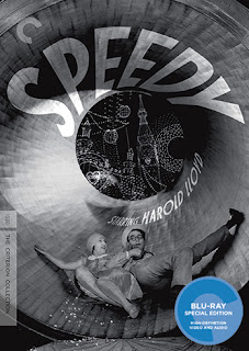 "Blu-Ray Review | ""Speedy"""