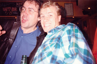Danny Baker After All, Neil Mossey, @prodnose, 1994
