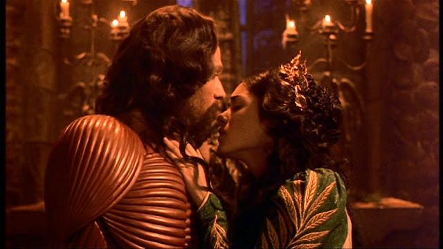 Gary Oldman y Winona Ryder