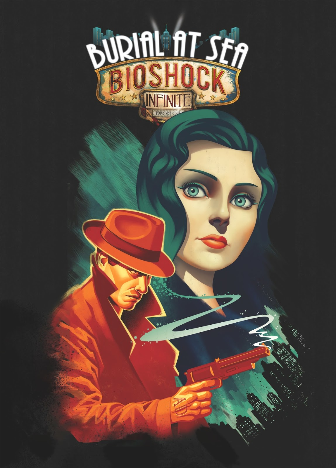 BioShock Infinite : Burial at Sea Episode 2 - PC Reloaded