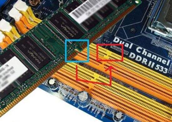 Khắc phục trường hợp khiến Windows không nhận đủ RAM 1