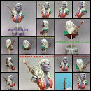 CAZADORA Busto 1/10 J.D.M.L.