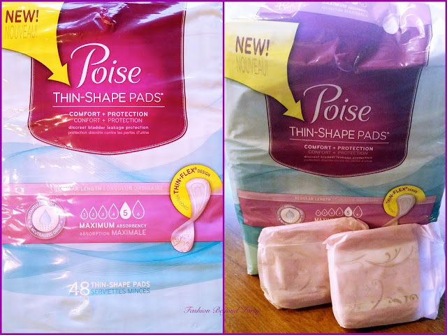 Free Samples of Poise Thin Shape Pads and How to Recycle Period Pads