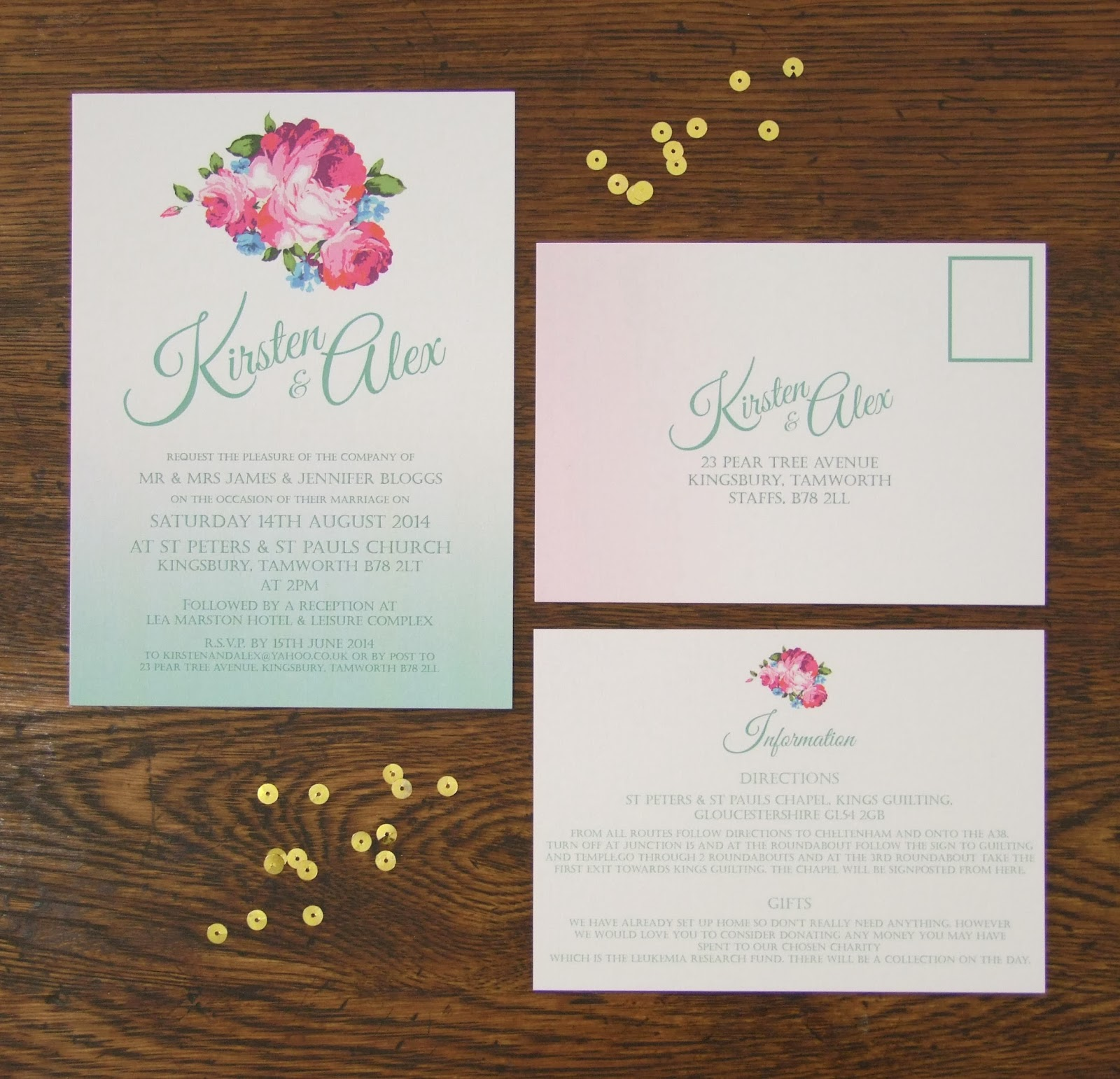 Knots and Kisses Wedding Stationery: Hints & Tips - Wedding ...