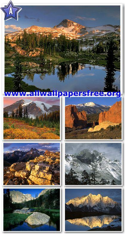 100 Impressive Nature Wallpapers 1600 X 1200 [Set 17]