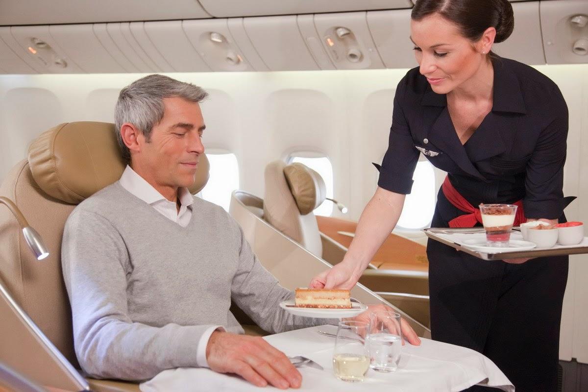 Air stewardess air france 5