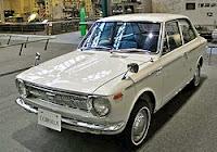 Mobil Corolla Generasi Pertama