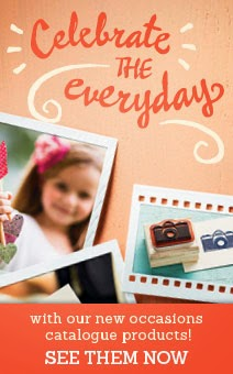 Stampin Up! Occasions Catalogue