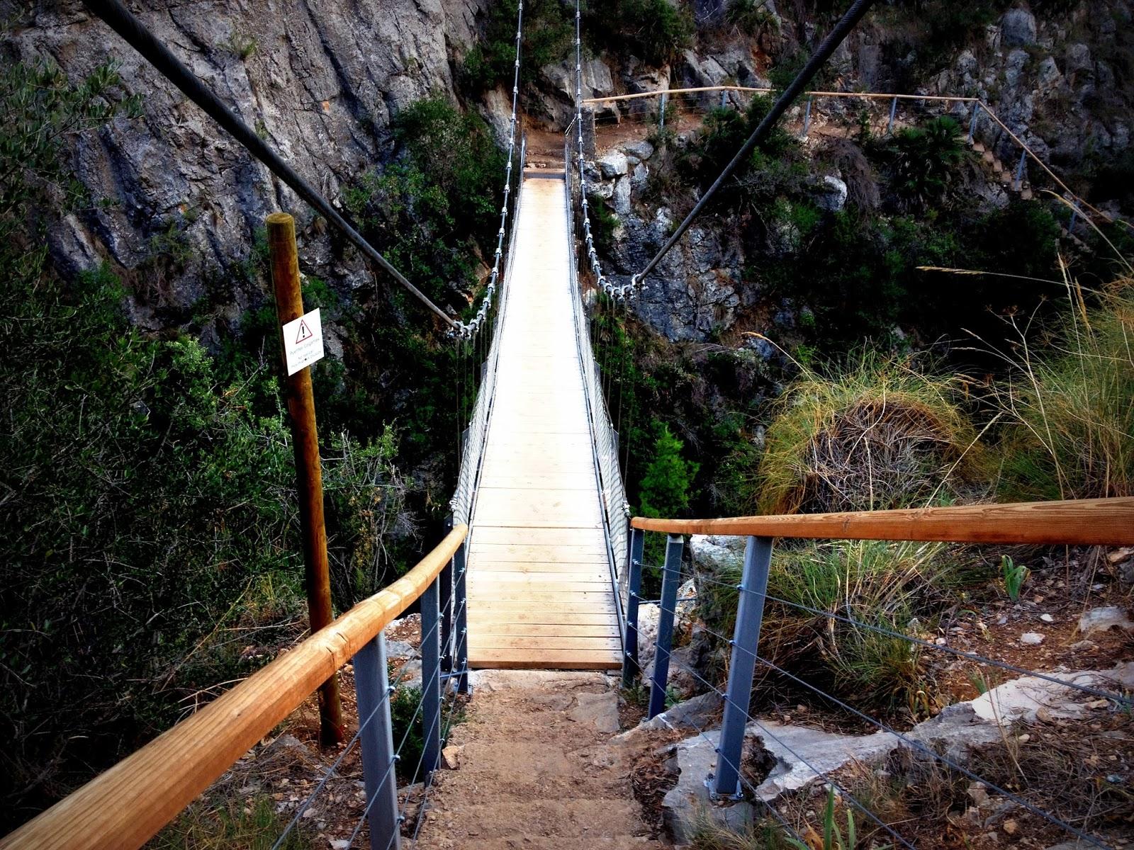 Chulilla y su puente colgante - Qué ver en Valencia Interior
