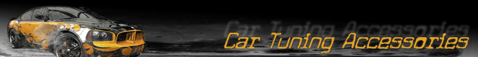 Car Tuning Accessories