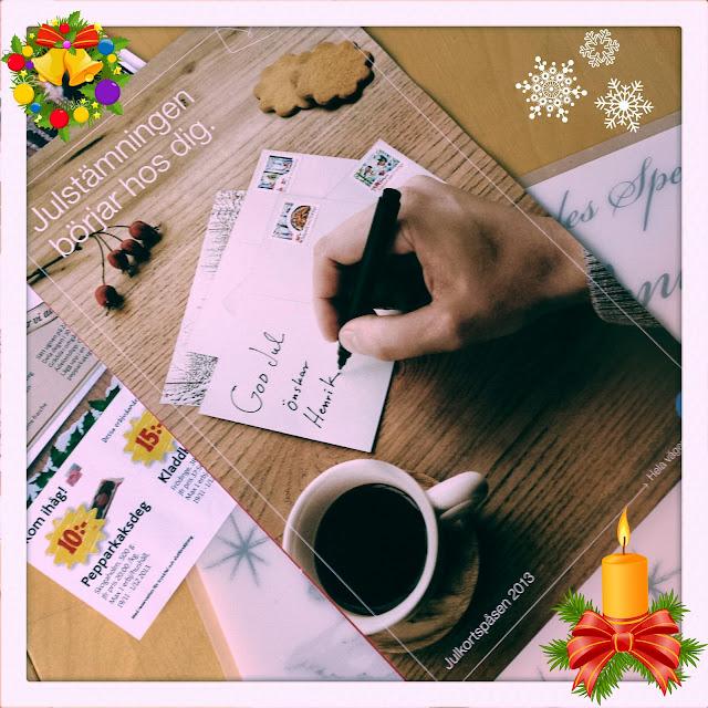 julkortspåsen 2013, jul