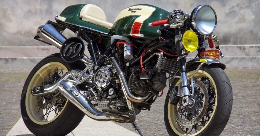 Ducati Sport Classic 1000 La Permalosa by Unique Cycle