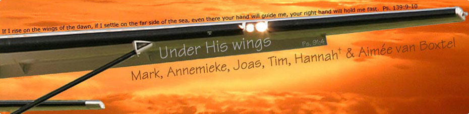 Under His Wings NL