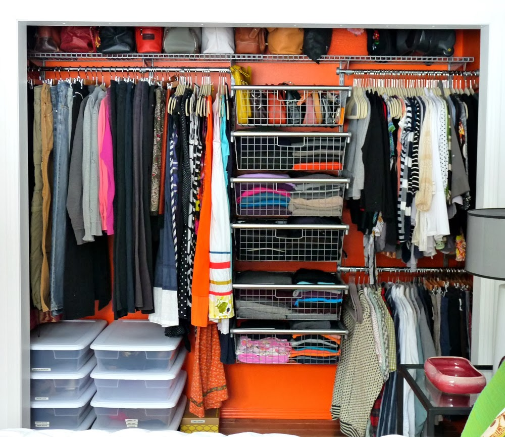 Rubbermaid Configurations Closet Organizer Review ...