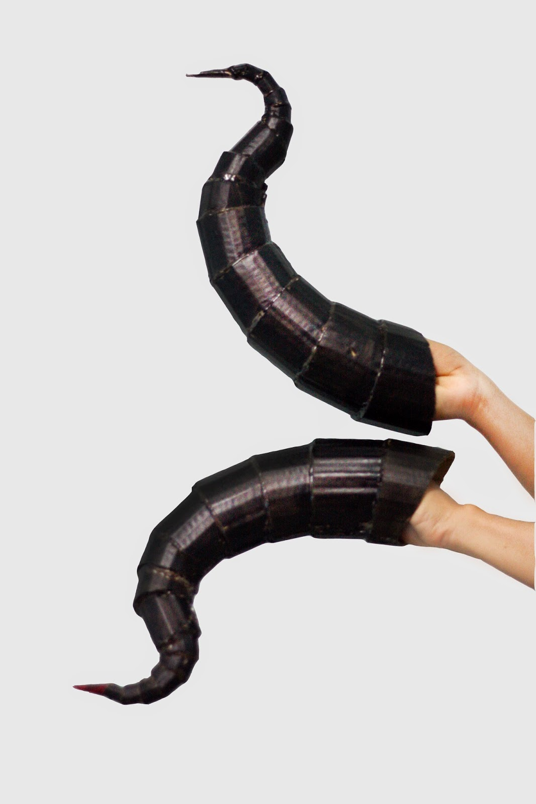 oishari!: DIY Lightweight Costume Horns Horns