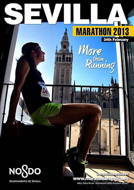 Maratón Sevilla 2013.
