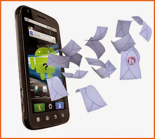 Otomatis menghapus SMS handphone android
