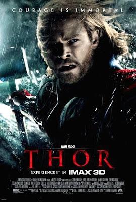Filme Poster Thor TS RMVB Legendado
