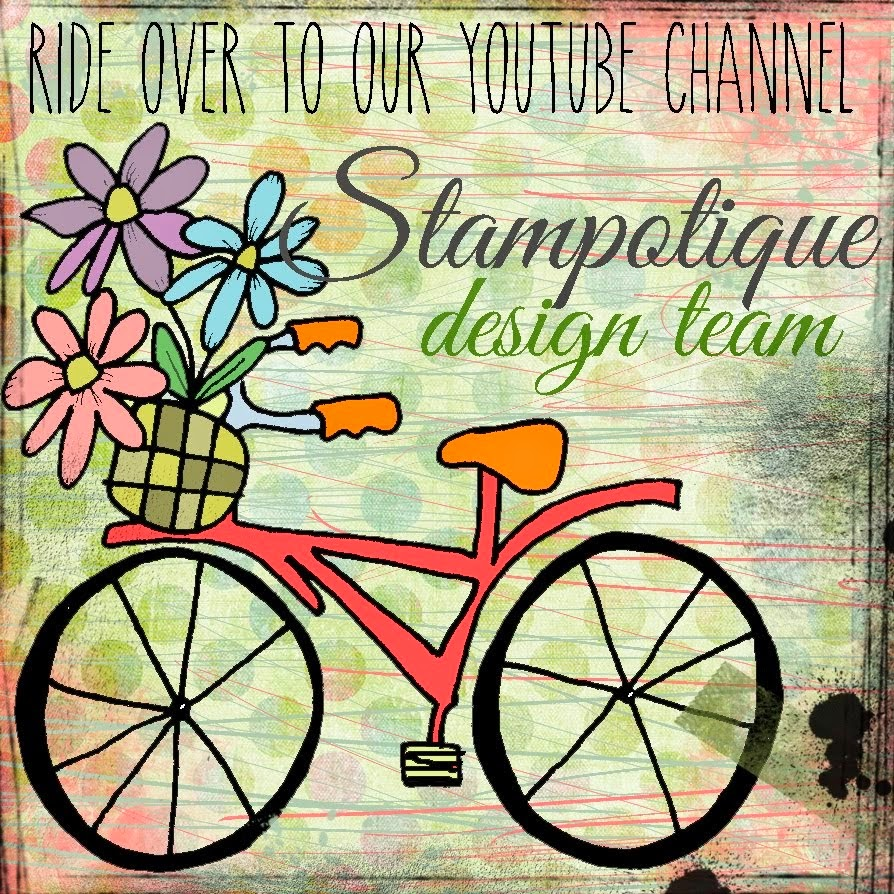 Stampotique Design Team Youtube Challenge