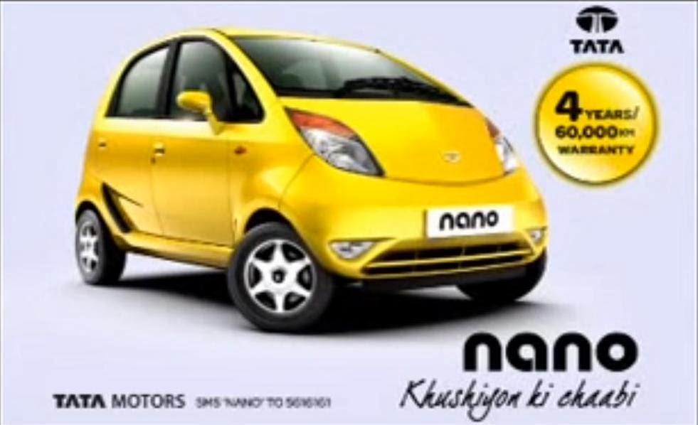 research brief for tata nano
