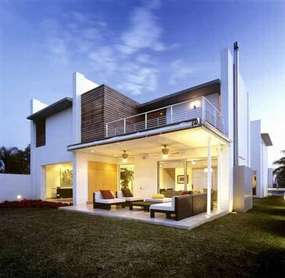 Modern stylish home designs. | Modern Home Designs