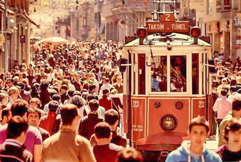 Tempat wisata terkenal di Turki istambul Istanbul